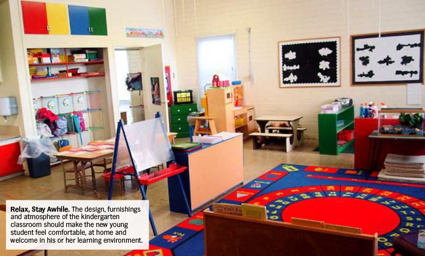 Kindergarten-Classrooms